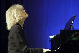 Bild: Carla Bley Trio - Jazzkonzert - Carla bley - Steve Swallow - Andy Sheppard