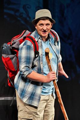 Bild: Ich bin dann mal weg - Theaterstück nach dem Erlebnisbericht von Hape Kerkeling