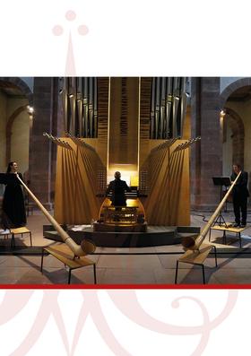 Bild: Klangpracht für 2 Alphörner und Orgel