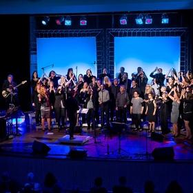 Bild: Gospelchor Lingenfeld in concert