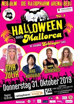 Bild: Halloween meets Mallorca Vol. 5 - Die schaurige SchlagerSause