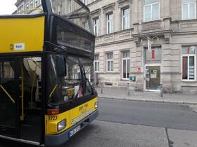 Bild: Busrundfahrt durch Fürth