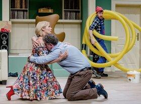 Bild: Eine Stunde Ruhe - Komödie von Florian Zeller mit Timothy Peach u. a.