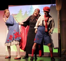 Bild: Hänsel und Gretel - Ein musikalisches Märchen - Kinderoper nach Engelbert Humperdinck