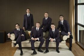 The King's Singers: Communio