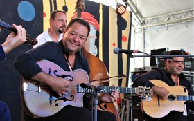 Bild: Vano Bamberger & Band - Sinti-Swing, Guitar-Valse, Jazz-Ballads
