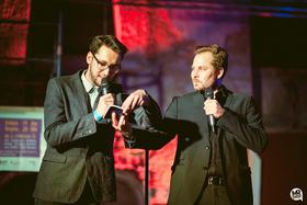 Bild: Poetry Slam in der Schillerwoche