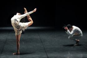 Bild: Kibbutz Contemporary Dance Company (SR)