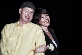 Bild: Zwei auf einen Schlag - Kabarettabend mit Christof & Vladislava Altmann