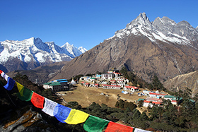 Bild: Nepal - Menschen  Berge  Götter