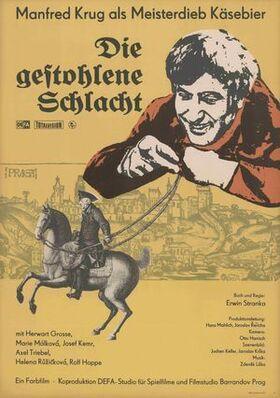 Bild: Friedrich im Film - »Die gestohlene Schlacht«
