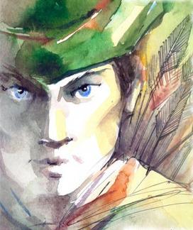 Bild: Robin Hood - Das Musical - präsentiert vom Goethegymnasium Weißenfels