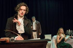 Bild: Mozart und Casanova - Komödie von Kerstin Tomiak
