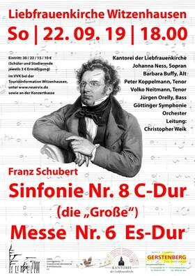 Bild: Schubert: Sinfonie C-Dur (