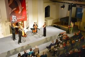 Bild: Hauptgang: Forelle – ein Schubert-Abend