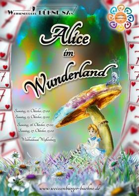 Bild: Alice im Wunderland