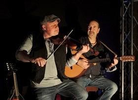 Bild: AN BEAL BOCHT - AN BEAL BOCHT - 5.Sondershäuser Irish Folk Night