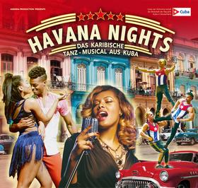 Bild: Havana Nights - Das karibische Tanz-Musical aus Kuba