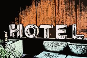 Bild: Maxe Baumann wird Hoteldirektor