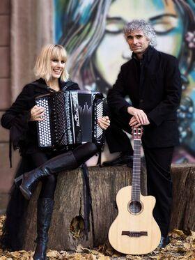 Bild: Christine Schmid & Gaetano Siino - Swinging Chansons & Dolce Vita