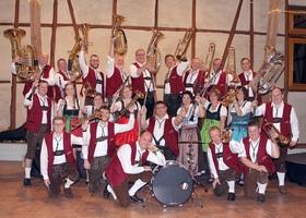 Bild: Junger Schwung - Böhmisch-Mährische Blasmusik