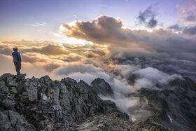GRENZGANG - Abenteuer Dolomiten – Vom Gardasee zur Marmolata