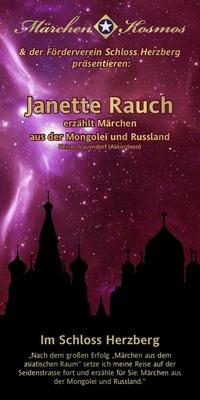 Bild: Märchen Kosmos - Märchen aus Russland und der Mongolei