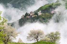Bild: Südtirol – Unter und über den Wolken - Live Film- und Bilderreportage von Steffen Hopppe