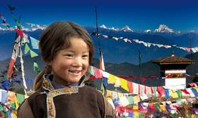 Bild: Bhutan - 26° 28° N – Königreich im Himalaya - Live Film- und Bilderreportage von Stefan Erdmann