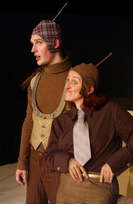 Bild: Die Lauscher - R.A.M. Theater