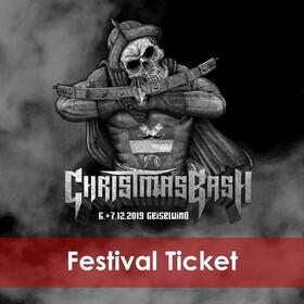 CHRISTMAS BASH - Festival Ticket