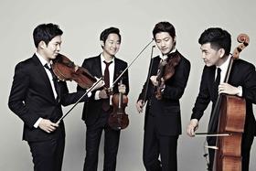 Bild: Streichquartett - Novus String Quartet