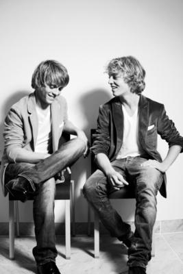 Bild: Klavierduo - Lucas und Arthur Jussen