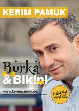 Kerim Pamuk - Burka und Bikini