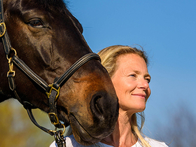 Bild: Andrea Kutsch - Aus dem Blickwinkel des Pferdes