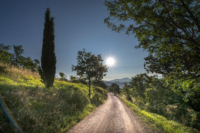 Bild: Zu Fuß nach Rom - 500 km auf dem Franziskusweg - Verlegung vom 16.03.2020 auf den 19.10.2020