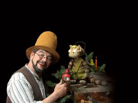 Bild: Petterson kriegt Weihnachtsbesuch