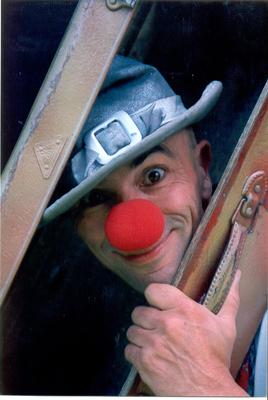 Bild: Clown ZACK im Weihnachts-Trubel - Clown ZACK Weihnachts-Show