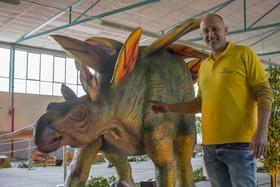Bild: Welt der Dinosaurier - Urzeitausstellung