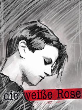 Bild: Die weiße Rose  12+