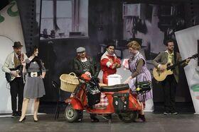 Bild: Azzurro mit I Dolci Signori - Italo-Pop-Musical