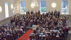 Bild: Reithauskonzerte - Mozart & Bruckner Akademische Philharmonie Heidelberg, Dirigent – Jesko Sirvend