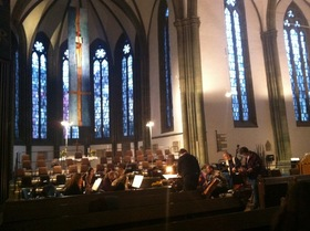 Bild: Adventskonzert - J. S. Bach: Orchestersuite in D, Magnificat in D