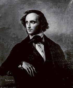 Bild: Nacht der Musik - Der glückliche Mendelssohn?