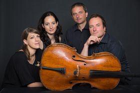 Bild: Konzert Vier im Couven