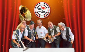 Bild: Oldtime-Jazz 2019 - Herbst-Jazz mit der Swiss-German Dixie-Corporation
