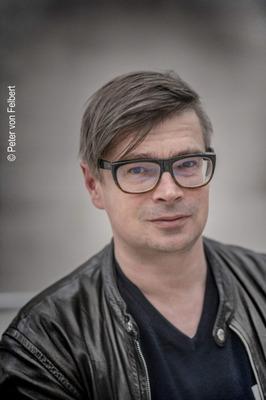 Bild: Friedberg lässt lesen: Jaroslav Rudiš