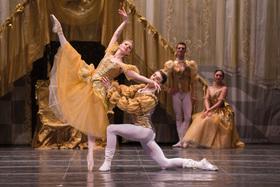 Bild: Die Schneekönigin - Ein klassisches Ballettmärchen