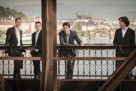 Bild: Bennewitz Quartett - Verborgene Schönheiten