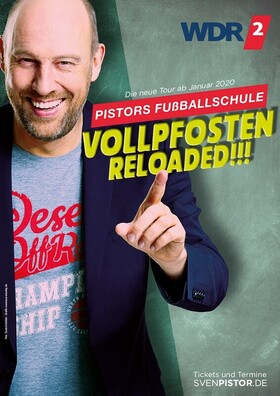 Sven Pistor - VOLLPFOSTEN RELOADED!!!